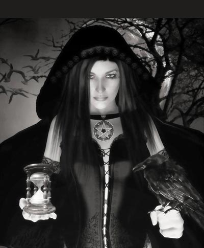 Spelldust.com - Wiccan pictures, magickal images, witchy layouts, and more